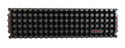 The curious front panel of SanDisk's InfiniFlash IF100 all-flash storage unit hides up to 64 cards each holding 8TB, for a total capacity of up to 512TB in a 3U rack-mountable box