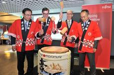 In pictures: Fujitsu opens Oceania centre in Sydney