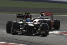 In pictures: Lotus F1 gets networking in pole position