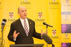 In pictures:  UNSW Canberra launches Australian Centre for Cyber Security