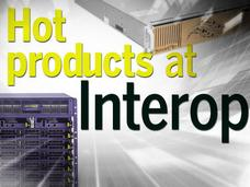 In Pictures: Hot products at Interop