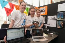 In pictures: Young ICT Explorers winners