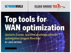 In Pictures: Top tools for WAN optimisation