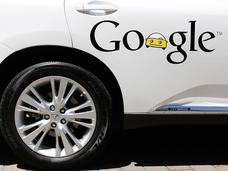 In Pictures: Google's self driving car