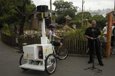 In pictures: Google's trike at Taronga Zoo