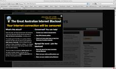 Internet blackout protest: Who did and didn't take part