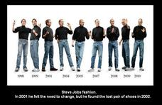 Steve Jobs: A pictorial look at his career