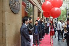 In pictures: Vodafone paints the store red for iPhone 4S launch