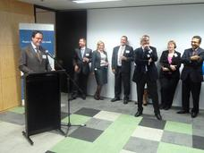 In pictures: Capgemini opens new Canberra office