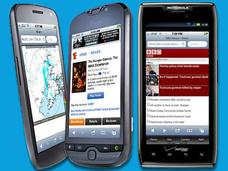 In pictures: Top 20 mobile websites and services
