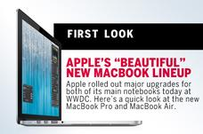 "In Pictures: First Look, Apple's ""beautiful"" new MacBook lineup"