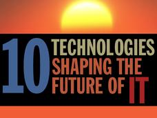 In Pictures: 10 technologies shaping the future of IT