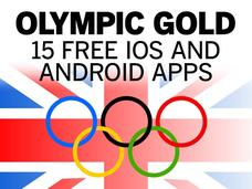 In Pictures: Olympic gold - 15 free iOS and Android apps