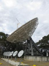 In pictures: Inside Optus' satellite facility