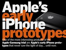 In Pictures: Apple's early iPhone prototypes