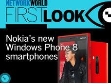 In Pictures: First look - Nokia's new Windows Phone 8 smartphones