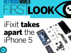 In Pictures: Inside the iPhone 5