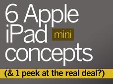 In Pictures: 6 Apple iPad mini concepts