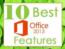 In Pictures: 10 best Office 2013 features, according to Microsoft
