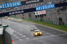 In pictures: Norton revs up Melbourne F1