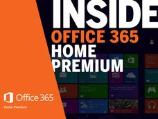 In Pictures: Inside Office 365 Home Premium