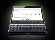 In Pictures: BlackBerry Passport