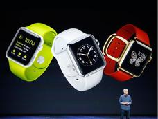 In Pictures: The many looks of the Apple Watch
