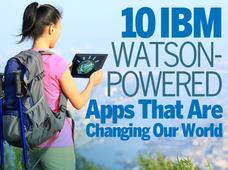 In Pictures: 10 IBM Watson-powered apps that are changing our world