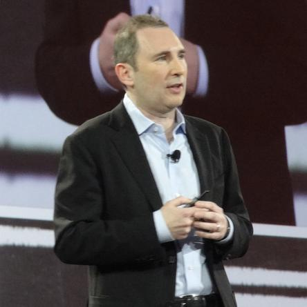 Andy Jassy, Amazon Web Services vice president for cloud services
