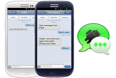 Google yanks sketchy iMessage clone for Android from app store