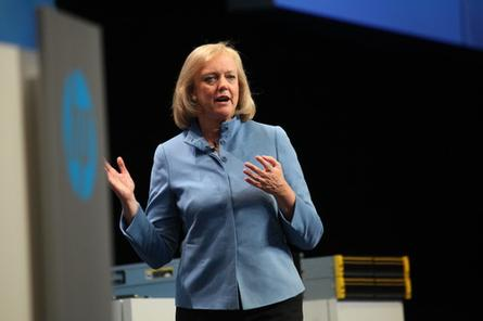 HP CEO Meg Whitman