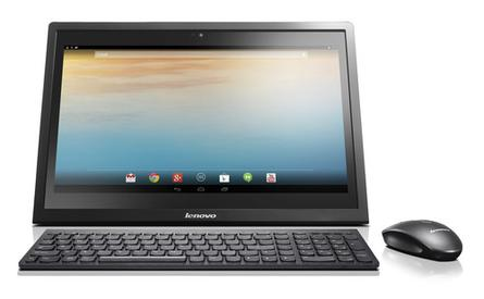 Lenovo's N308 Android all-in-one PC
