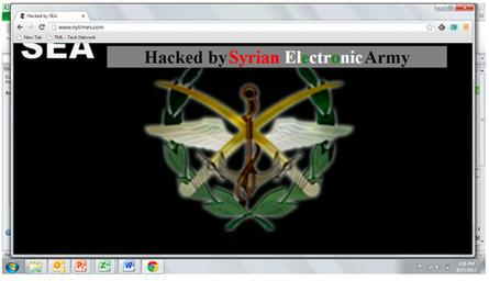 The New York Times and Twitter were two of many websites caught up in a sweeping attack purportedly by the Syrian Electronic Army that tampered with Domain Name System records.