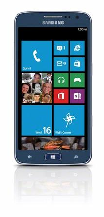 Samsung's ATIV S Neo smartphone will be sold by Sprint.