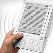 Amazon.com Kindle wireless e-book reader
