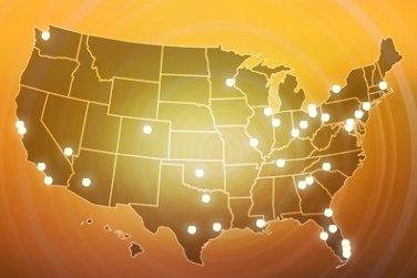 Verizon plans to have nationwide LTE coverage of the US by 2013.