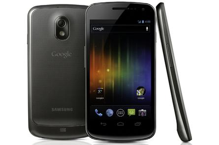 Where can you buy the Galaxy Nexus?