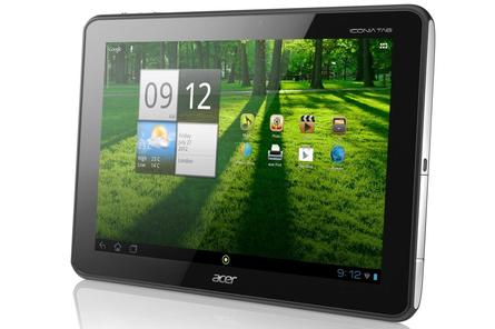Acer Iconia Tab A700 Android tablet (preview)