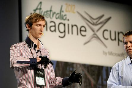 App that allows deaf people to verbally communicate wins Imagine Cup