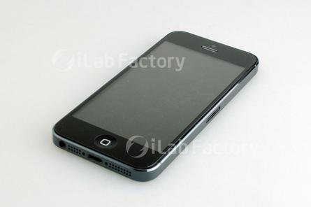 Proposed iPhone 5 assembled from leaked parts
