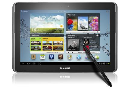 Preview: Samsung Galaxy Note 10.1