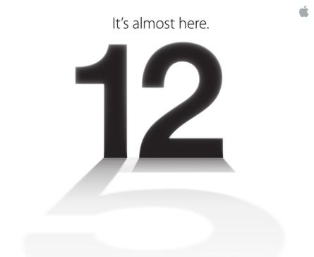 Apple to unveil iPhone 5 next week