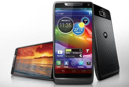 Preview: Motorola RAZR HD