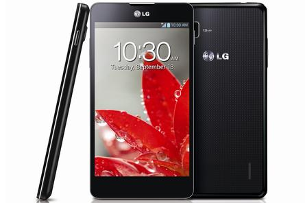 Preview: LG Optimus G
