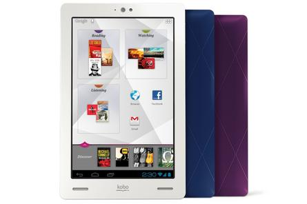 Kobo adds 32GB, 64GB Arc models, scraps 8GB version