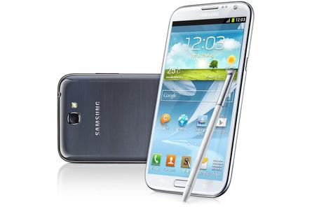 The negatives: Samsung Galaxy Note II