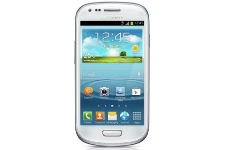 Preview: Samsung Galaxy S III mini