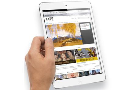 A first look at the iPad mini