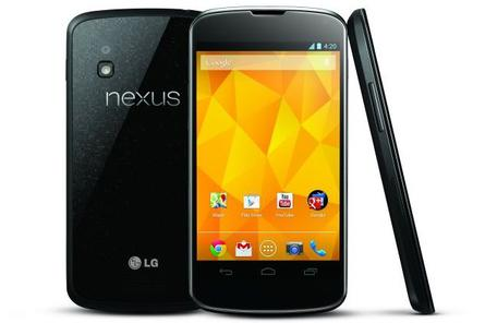 First look: Google Nexus 4