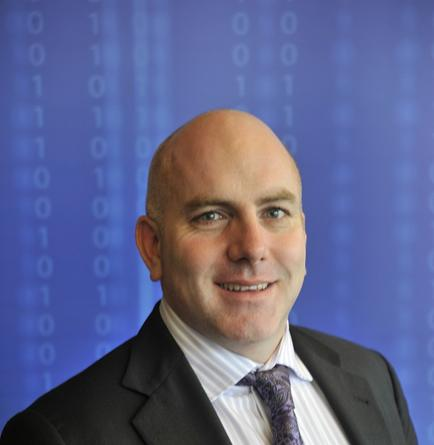 IDC Telecommunications A/NZ associate research director Dustin Kehoe.